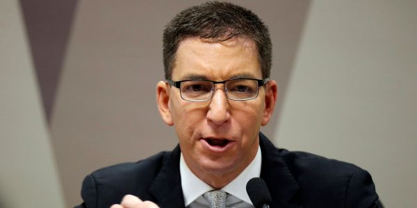 Glenn Greenwald, the journalist who broke the Snowden leaks, charged with cybercrimes in Brazil after publishing texts that embarrassed officials