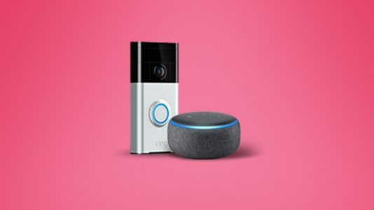 Get a free Amazon Echo Dot with cheaper Ring Video Doorbell for a limited time