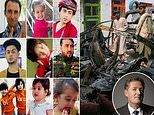 PIERS MORGAN: Where is 'righteous' President Biden's empathy towards the innocent Afghan family