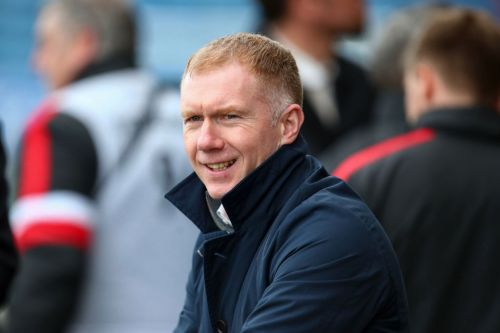 Manchester United legend Paul Scholes visited by police over party during lockdown