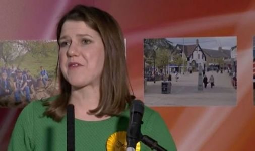 Election shock of the night! Lib Dem leader Jo Swinson LOSES SEAT to SNP