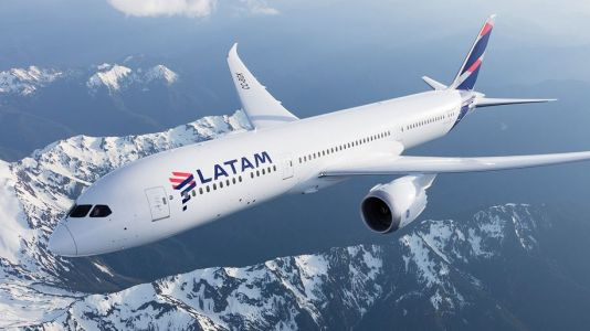No LATAM flights to Europe this month