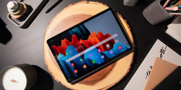 How to take a screenshot on any Samsung tablet model