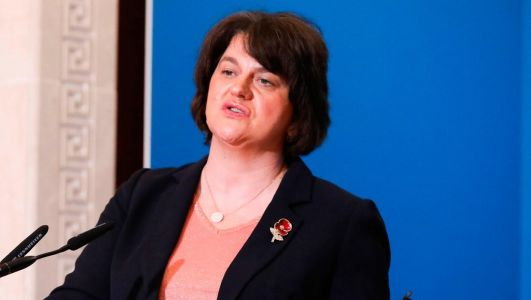 Covid-19 circuit breaker 'is working for Northern Ireland', says Arlene Foster