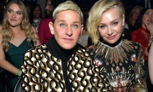 Ellen DeGeneres' wife Portia De Rossi reveals if Ellen plans to quit show