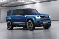 Land Rover Defender family to get all-new luxury flagship