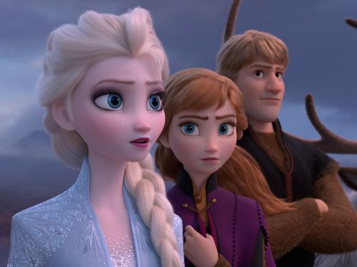 What the cast of 'Frozen 2' looks like in real life
