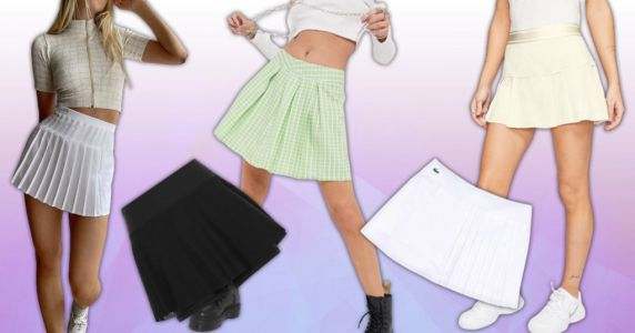 The best tennis skirts to buy right now