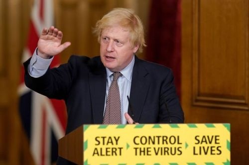 Boris Johnson says he wants to reduce 2 metre social distancing rules