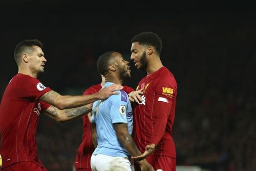Raheem Sterling addresses Joe Gomez England bust-up as Manchester City star explains flashpoint