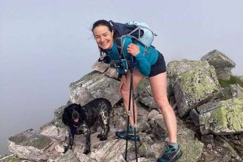 Lynne takes on tough charity challenge