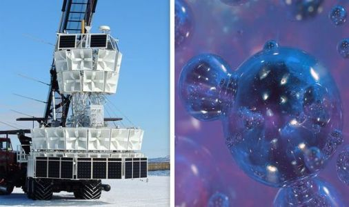NASA news: High-energy particles in Antarctica could prove parallel universes