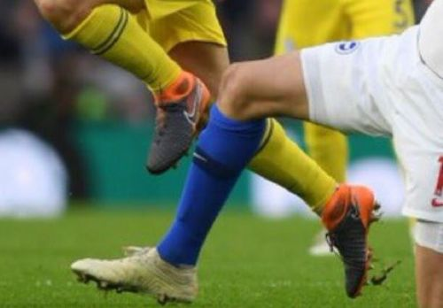 Chelsea concede goal after bizarre Ruben Loftus-Cheek socks incident