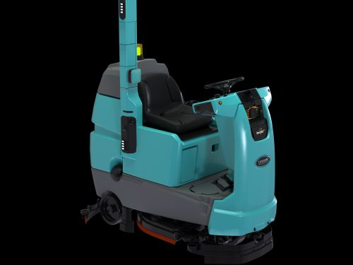 Sam's Club will start using autonomous AI floor-scrubbing robots in all of its US stores during the coronavirus pandemic - see what the robots look like