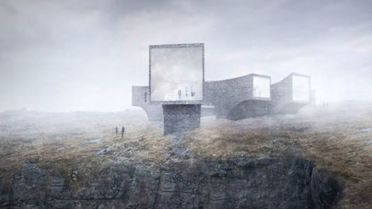 New images reveal ambitious plan to create £5.5 million St Kilda visitor centre on Lewis