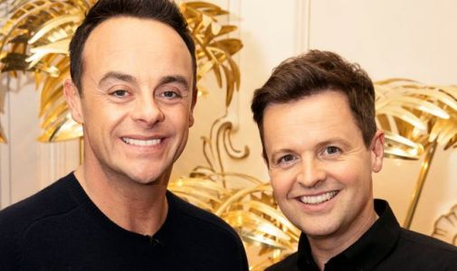 Ant is back in the jungle: Star reunites with Dec on I'm A Celebrity