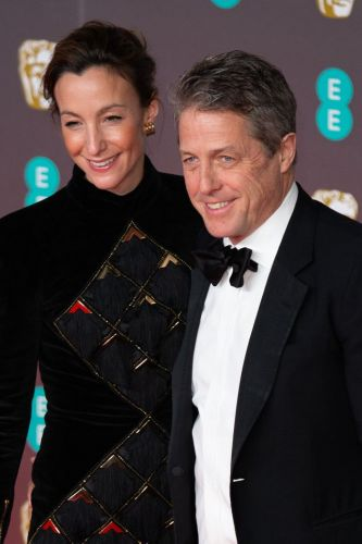 Hugh Grant Sets The Record Straight On Internet Claim About Marriage To Anna Eberstein