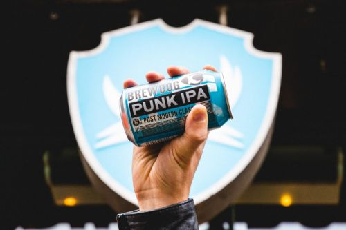BrewDog declares 'Punk State' with free beer to be handed out in Edinburgh and Aberdeen