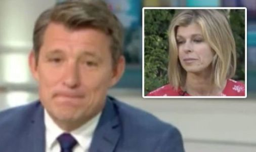 Ben Shephard emotional as he's reunited with Kate Garraway on GMB: 'There will be tears'