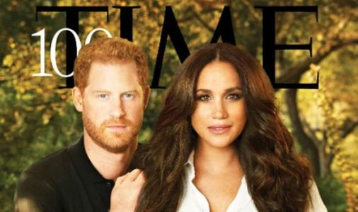 Meghan Markle 'peaked' with new TIME cover as Prince Harry loses royal 'gravitas'