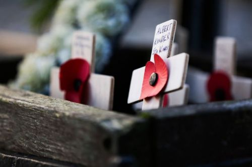 Remembrance Day: Is there a two minute silence today - and at what time?