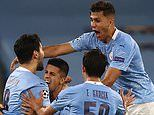 Manchester City 3-1 FC Porto: Ferran Torres' second club goal adds to Ilkay Gundogan's wonderstrike
