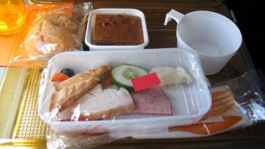 What's the Best Aeroplane Snack?