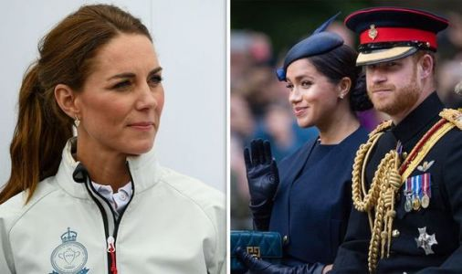Royal feud: All the subtle digs Meghan Markle and Prince Harry made at Kate Middleton