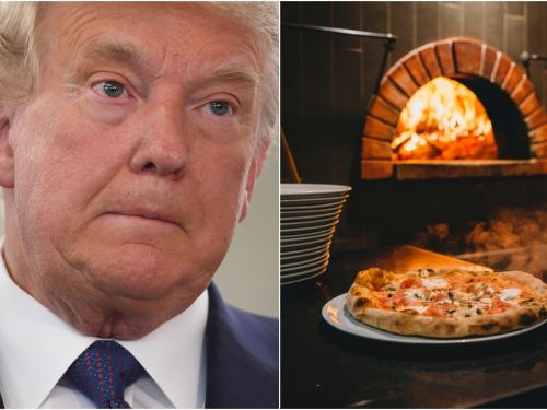 Trump's last blunder. Small pizzeria in Italy sanctioned instead of a Venezuelan oil exporter