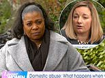 MET police officer urges women to come forward about domestic abuse on Loose Women