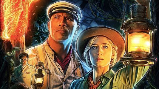 Stream Jungle Cruise and Shang-Chi for free on Disney Plus Day this November