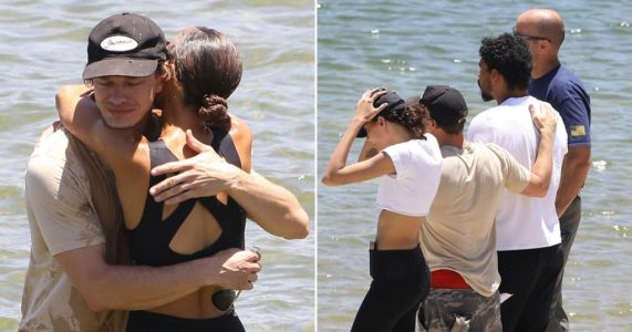 Naya Rivera missing: Glee star's ex Ryan Dorsey joins her family at lake as search continues