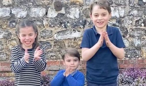 Prince George, Princess Charlotte and Prince Louis to appear in special family photo