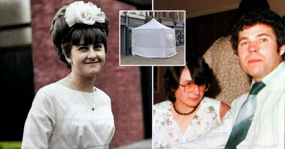 Cafe to be dug up as 'material' found in search for girl feared Fred West victim