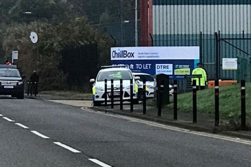Murder probe launched after 39 bodies found inside lorry in Essex