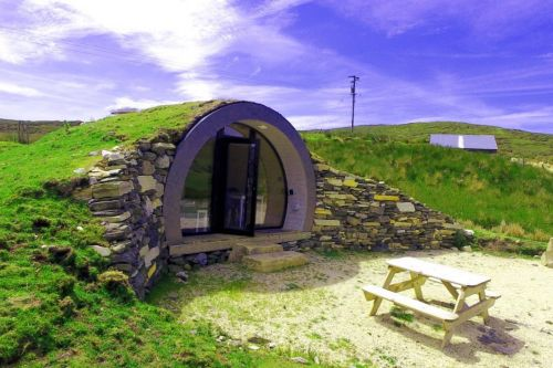 This Irish hobbit hole looks so cosy - and it's available on Airbnb