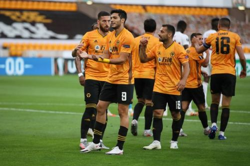 Jimenez fires Wolves towards Sevilla showdown in Europa League last eight