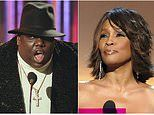 Whitney Houston and Notorious BIG nominated Rock And Roll Hall Of Fame