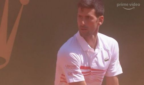 "Novak Djokovic: Pundits discuss ""major problem"" for world No 1 at Monte Carlo Masters"