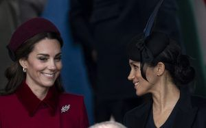 Meghan Markle gave Kate Middleton an extremely heartfelt gift when she met her