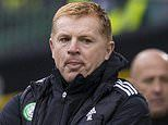 Neil Lennon pledges to get Celtic back on track after Rangers and AC Milan defeats