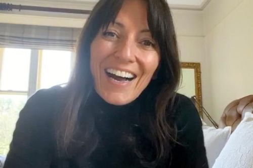 Davina McCall reaches out to James Argent after he admits to cocaine addiction
