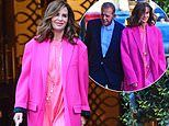 SEBASTIAN SHAKESPEARE: Trinny looking dishy to dine out on Rishi