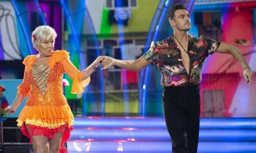 Mrs Brown's Boys' Eilish O'Carroll first celebrity eliminated from Dancing With The Stars