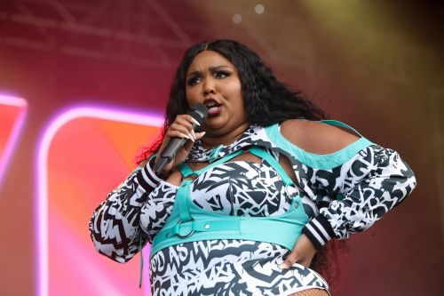 Lizzo slays on Rolling Stone's front cover and says she's 'so much more' than being body confident