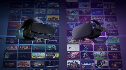 Play your PC VR game library on the Oculus Quest from November