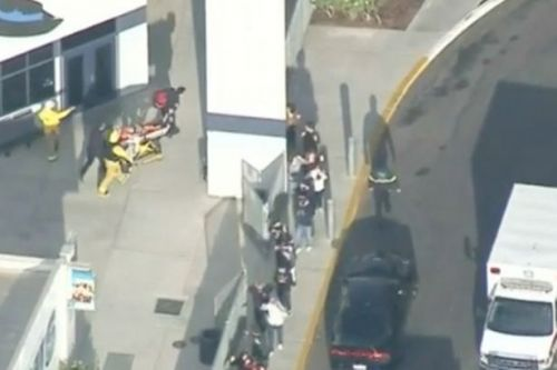 Santa Clarita school shooting: Gunman opens fire hitting 'at least six people'