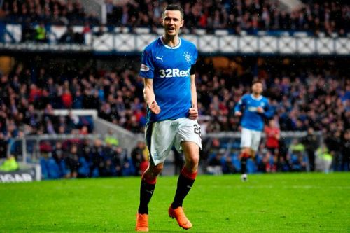 Jamie Murphy signs for Rangers as winger makes loan move permanent