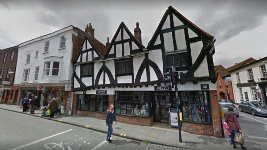 Couple fall ill at restaurant in town hit by Novichok poisonings