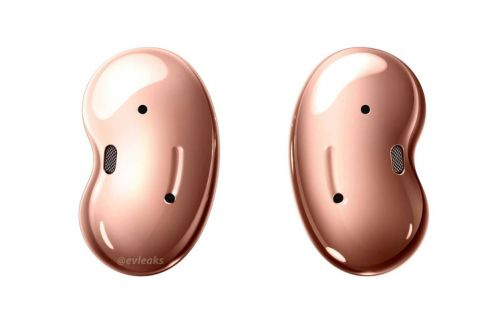 Samsung Galaxy Buds Live leak gives us our best look yeat at the 'Beans'